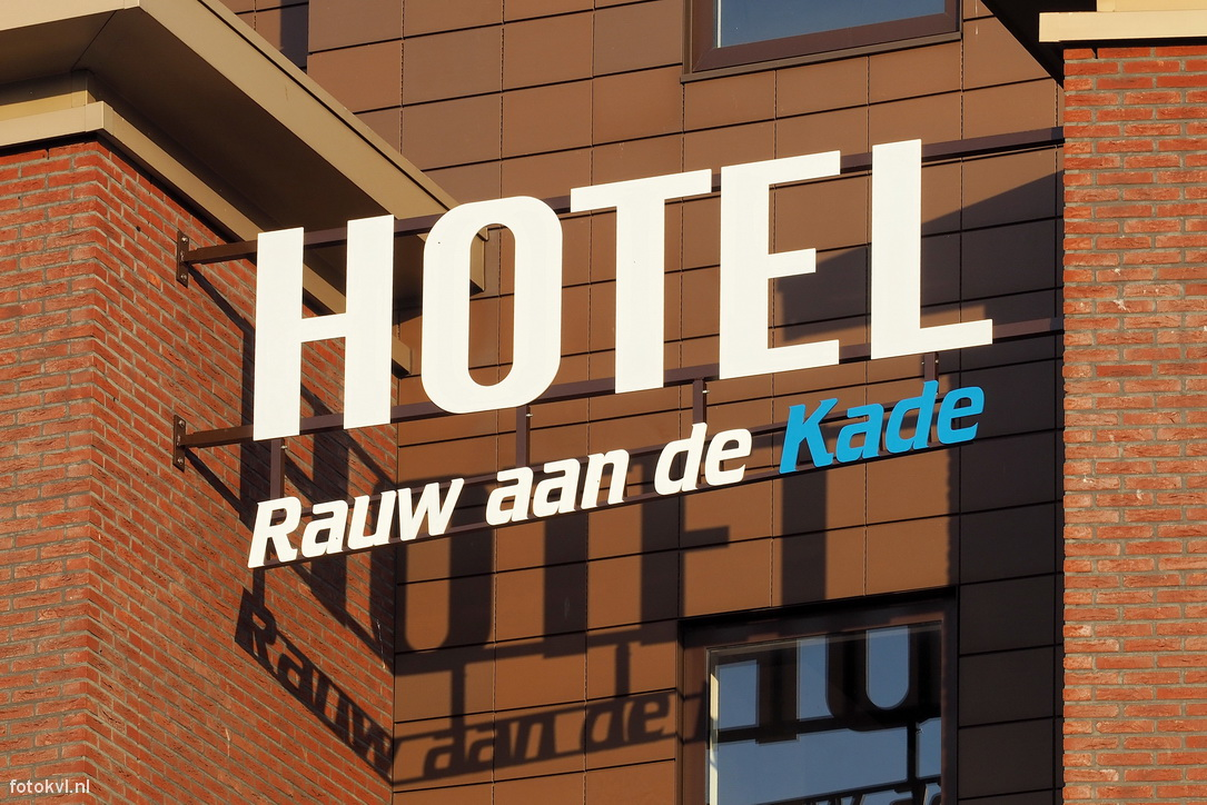 Hotel Rauw Aan De Kade Ijmuiden