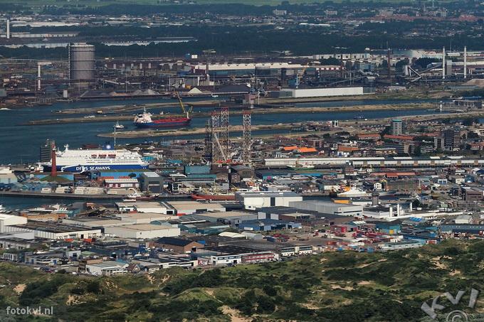 Vissershavens, IJmuiden
