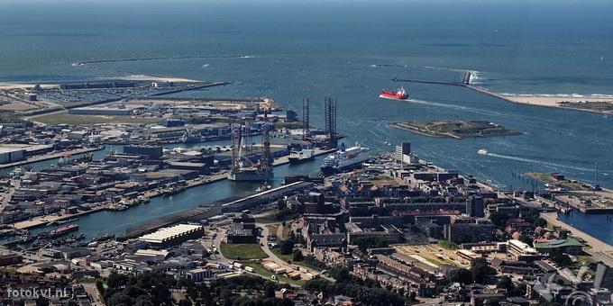 Buitenhaven, IJmuiden