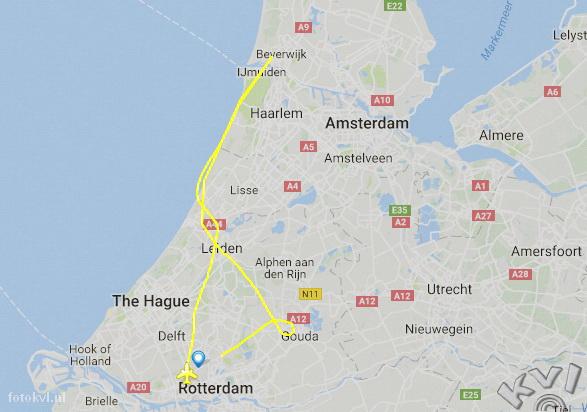 Overzicht, IJmuiden