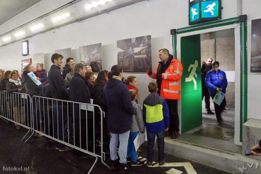 Velsertunnel, Velsen-Noord |  Publieksdag Velsertunnel |  FotoKvL / Ko van Leeuwen |  kvl_170108_1020510.jpg / 08-1 -2017 10:20:51