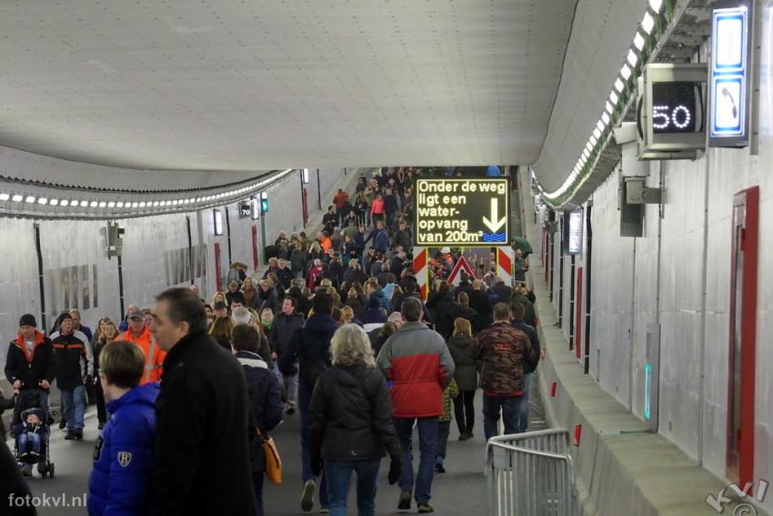 Velsertunnel, Velsen-Noord |  Publieksdag Velsertunnel |  FotoKvL / Ko van Leeuwen |  kvl_170108_1023180.jpg / 08-1 -2017 10:23:18