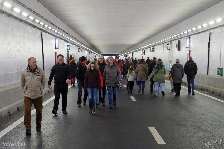 Velsertunnel, Velsen-Noord |  Publieksdag Velsertunnel |  FotoKvL / Ko van Leeuwen |  kvl_170108_1036430.jpg / 08-1 -2017 10:36:43