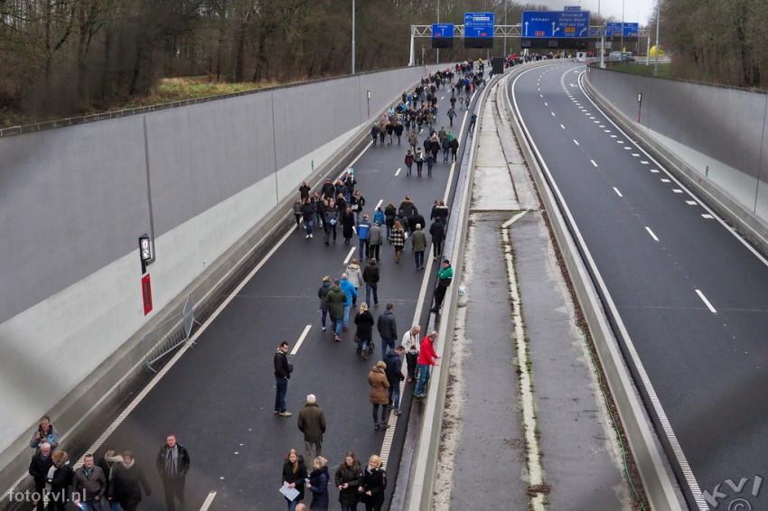 Velsertunnel, Velsen-Noord |  Publieksdag Velsertunnel |  FotoKvL / Ko van Leeuwen |  kvl_170108_1226530.jpg / 08-1 -2017 12:26:53