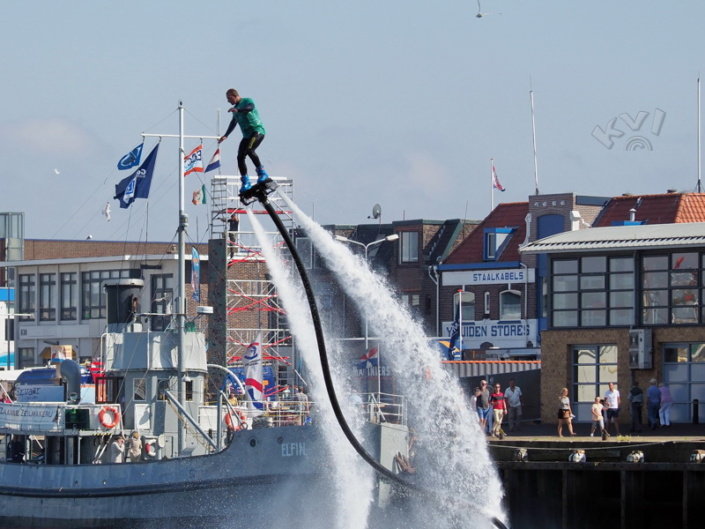 Havenfestival IJmond 2017 - Flyboard